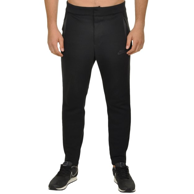 Спортивные штаны Nike M Nsw Tch Flc Pant 2 - 106527, фото 1 - интернет-магазин MEGASPORT