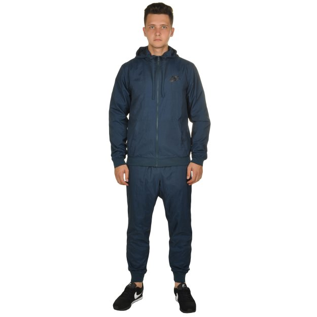 Спортивный костюм Nike M Nsw Trk Suit Hybrid - MEGASPORT