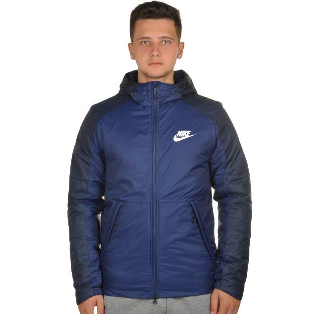 Куртка Nike M Nsw Syn Fill Jkt Hd Flc Ln - MEGASPORT