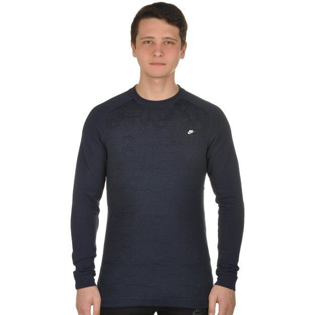 Кофта Nike M Nsw Crew Flc Wntr Mdrn - MEGASPORT