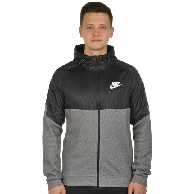Кофта Nike M Nsw Av15 Hoodie Fz Ssnl - MEGASPORT