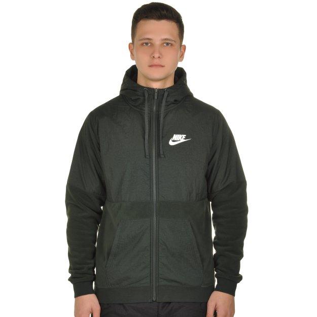 Кофта Nike M Nsw Hoodie Fz Flc Winter - MEGASPORT