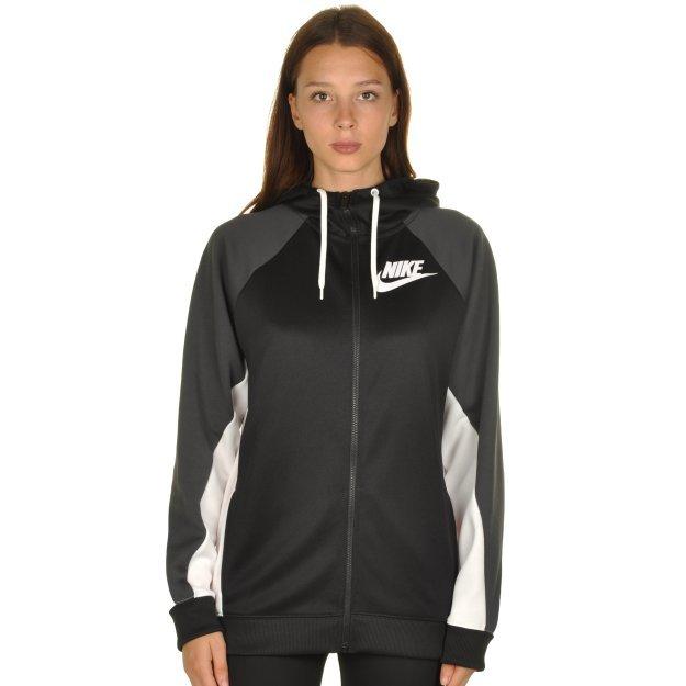 Кофта Nike W Nsw Hoodie Fz Pk Cb - MEGASPORT