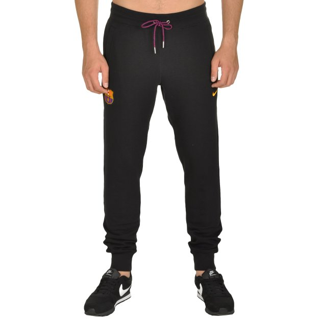 Спортивные штаны Nike FCB M Nsw Pant Cf Ft Aut - MEGASPORT