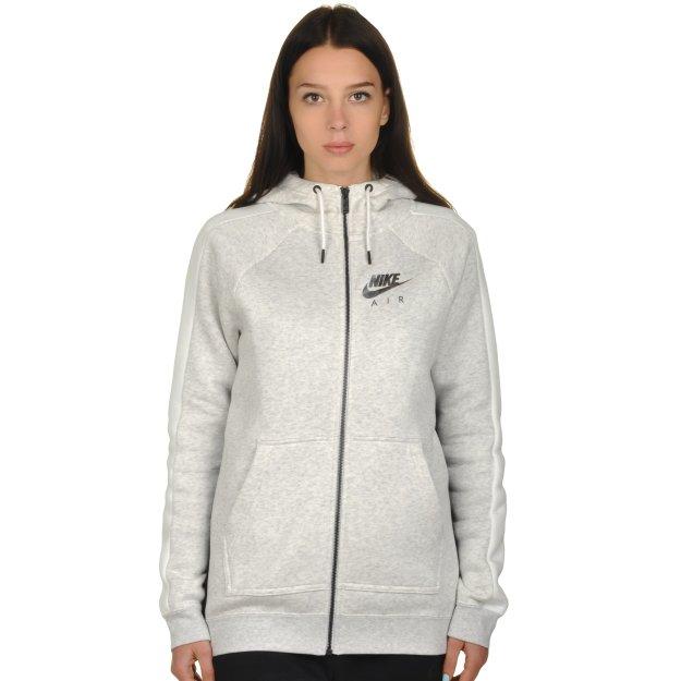 Кофта Nike W Nsw Rally Hoodie Fz Air - MEGASPORT