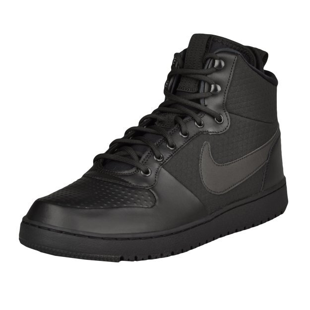Кеды Nike Men's Court Borough Mid Winter Shoe - MEGASPORT