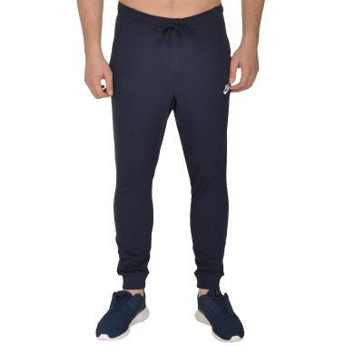 Спортивні штани nike M Nsw Pant Cf Jsy Club - 98931, фото 1 - інтернет-магазин MEGASPORT