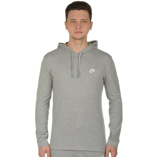 Кофта Nike M Nsw Hoodie Po Jsy Club - MEGASPORT