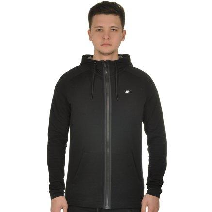 Кофта Nike M Nsw Modern Hoodie Fz - 108512, фото 1 - интернет-магазин MEGASPORT
