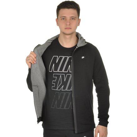 Кофта Nike M Nsw Modern Hoodie Fz - 108512, фото 5 - интернет-магазин MEGASPORT