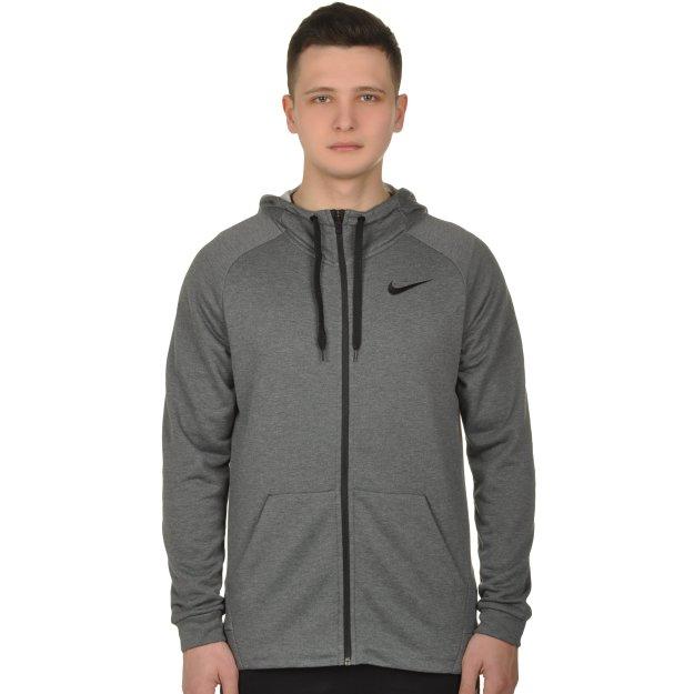 Кофта Nike M Nk Dry Hoodie Fz Fleece - 108533, фото 1 - интернет-магазин MEGASPORT