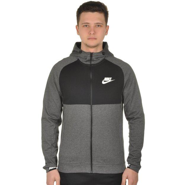 Кофта Nike M Nsw Av15 Hoodie Fz Flc - MEGASPORT