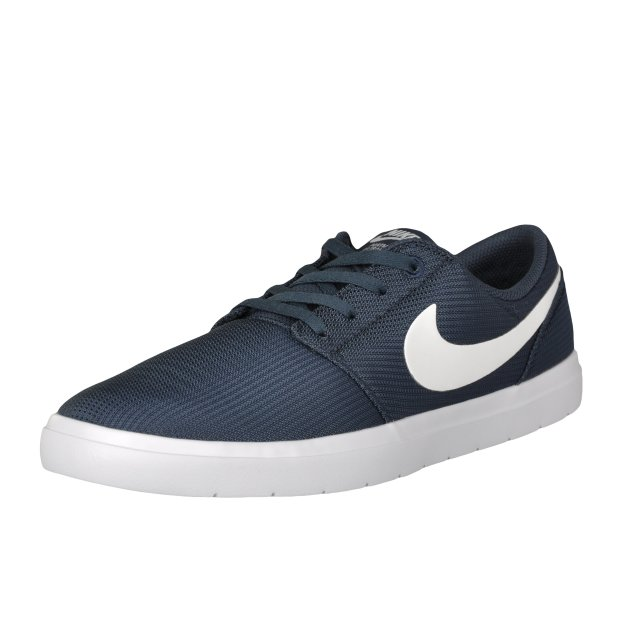 Мокасини Nike Men's Sb Portmore Ii Ultralight Skateboarding Shoe - MEGASPORT