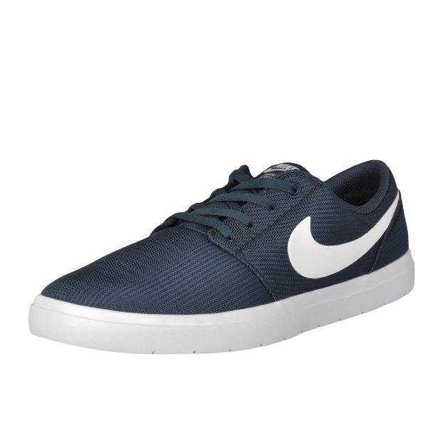 Мокасины Nike Men's Sb Portmore Ii Ultralight Skateboarding Shoe - MEGASPORT