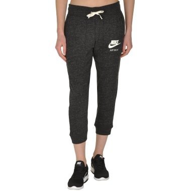 Капри nike W Nsw Gym Vntg Cpri - 108550, фото 1 - интернет-магазин MEGASPORT