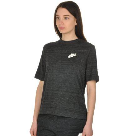 Футболка Nike W Nsw Av15 Top Ss Knt - 108559, фото 2 - интернет-магазин MEGASPORT