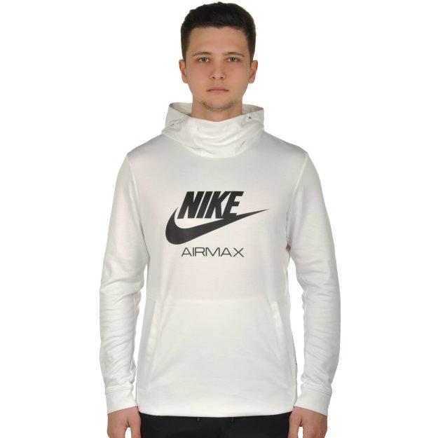 Кофта Nike M Nsw Hoodie Air Max Po Pk - 108578, фото 1 - інтернет-магазин MEGASPORT