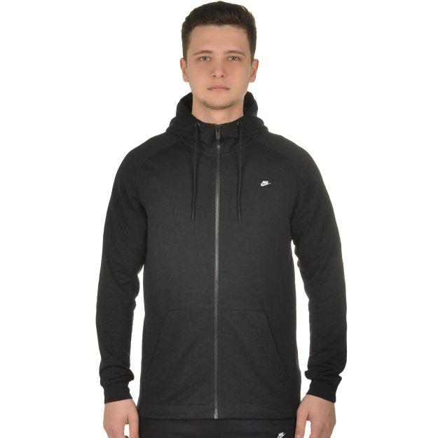 Кофта Nike M Nsw Modern Hoodie Fz Ft Sp - MEGASPORT