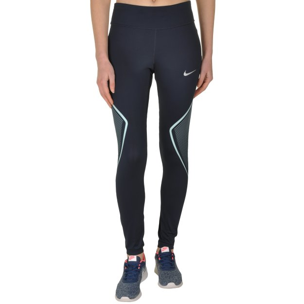 Лосини Nike W Nk Pwr Tght Fast Gx - MEGASPORT