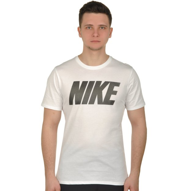 Футболка Nike M Nsw Tee Nike Block - MEGASPORT