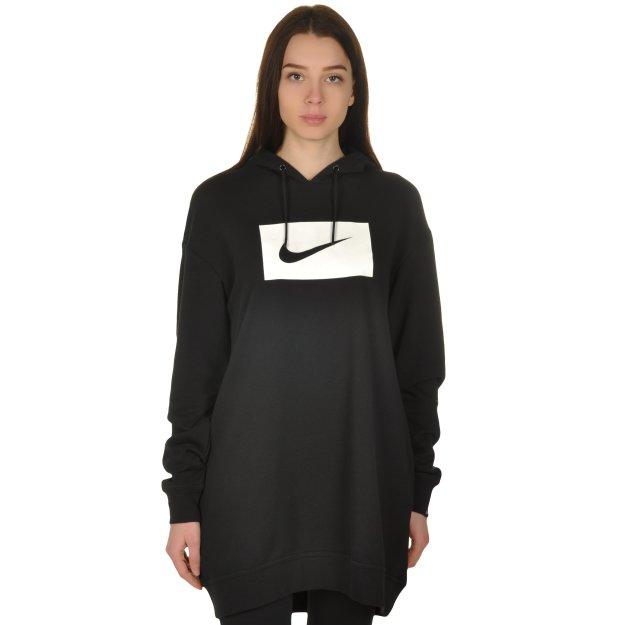 Кофта Nike W Nsw Hoodie Xl Swsh - MEGASPORT