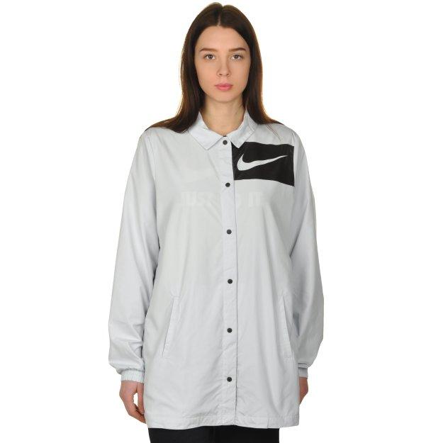 Вітровка Nike W Nsw Jkt Swsh - MEGASPORT