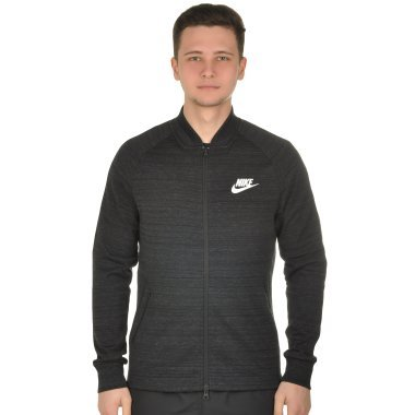 Кофты nike M Nsw Jkt Av15 Knit - 108637, фото 1 - интернет-магазин MEGASPORT