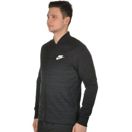Кофта Nike M Nsw Jkt Av15 Knit - 108637, фото 2 - інтернет-магазин MEGASPORT