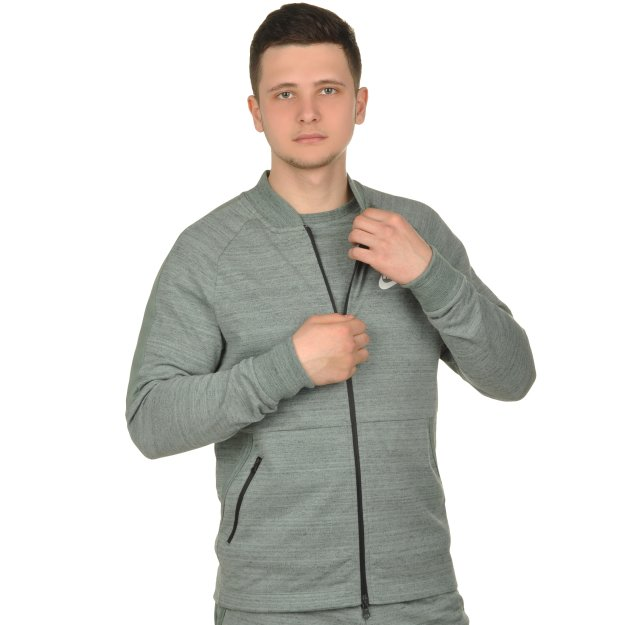 Кофта Nike M Nsw Jkt Av15 Knit - 108638, фото 1 - интернет-магазин MEGASPORT