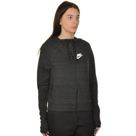 Кофта Nike W Nsw Av15 Jkt Hd Knt - 108640, фото 4 - интернет-магазин MEGASPORT