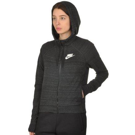 Кофта Nike W Nsw Av15 Jkt Hd Knt - 108640, фото 5 - интернет-магазин MEGASPORT