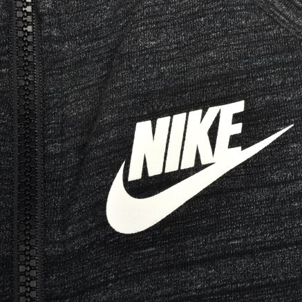 Кофта Nike W Nsw Av15 Jkt Hd Knt - 108640, фото 7 - интернет-магазин MEGASPORT