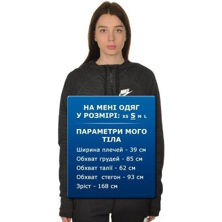 Кофта Nike W Nsw Av15 Jkt Hd Knt - 108640, фото 9 - интернет-магазин MEGASPORT