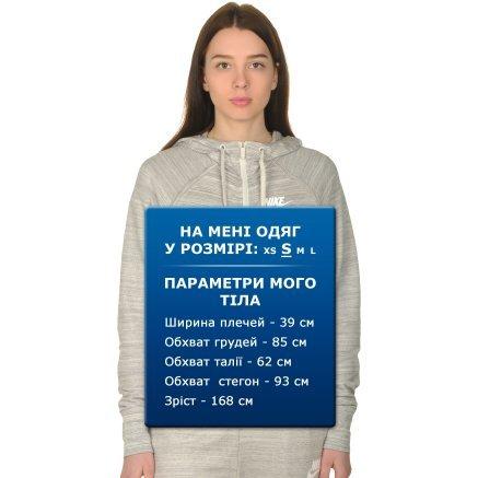 Кофта Nike W Nsw Av15 Jkt Hd Knt - 108641, фото 9 - інтернет-магазин MEGASPORT