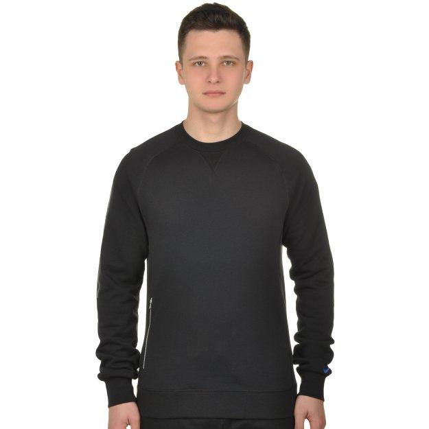Кофта Nike Cfc M Nsw Crw Ft Aut Sld - 108645, фото 1 - интернет-магазин MEGASPORT