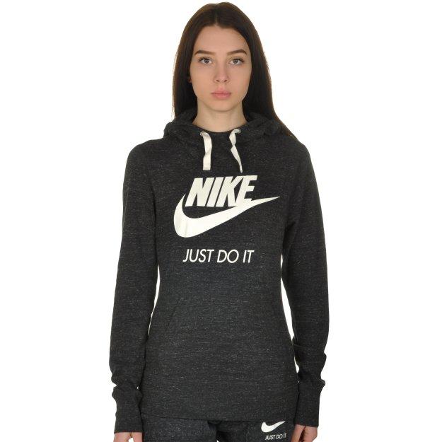Кофта Nike W Nsw Gym Vntg Hoodie Hbr - MEGASPORT