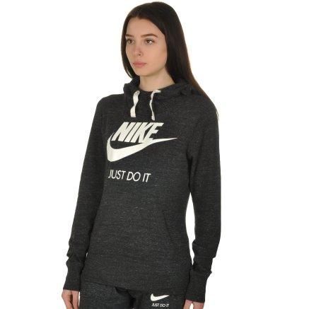 Кофта Nike W Nsw Gym Vntg Hoodie Hbr - 108650, фото 2 - интернет-магазин MEGASPORT