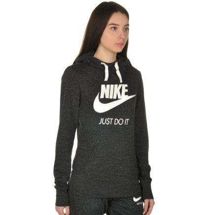 Кофта Nike W Nsw Gym Vntg Hoodie Hbr - 108650, фото 4 - интернет-магазин MEGASPORT