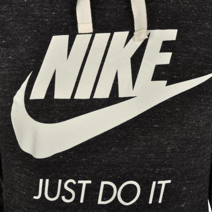 Кофта Nike W Nsw Gym Vntg Hoodie Hbr - 108650, фото 6 - интернет-магазин MEGASPORT