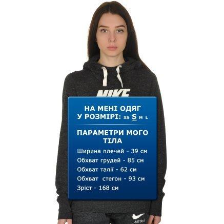 Кофта Nike W Nsw Gym Vntg Hoodie Hbr - 108650, фото 8 - интернет-магазин MEGASPORT