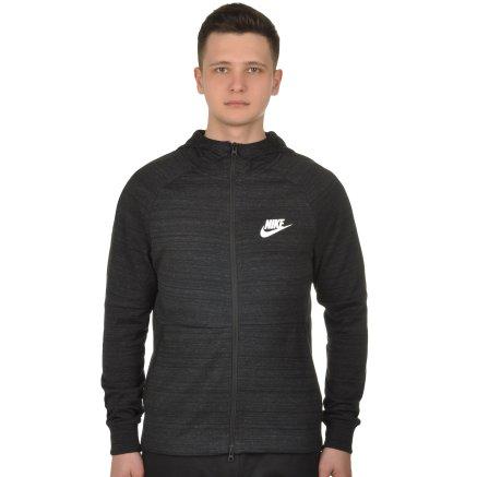 Кофта Nike M Nsw Av15 Hoodie Fz Knit - 108655, фото 1 - интернет-магазин MEGASPORT