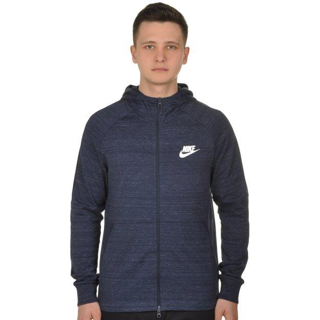 Кофта Nike M Nsw Av15 Hoodie Fz Knit - MEGASPORT