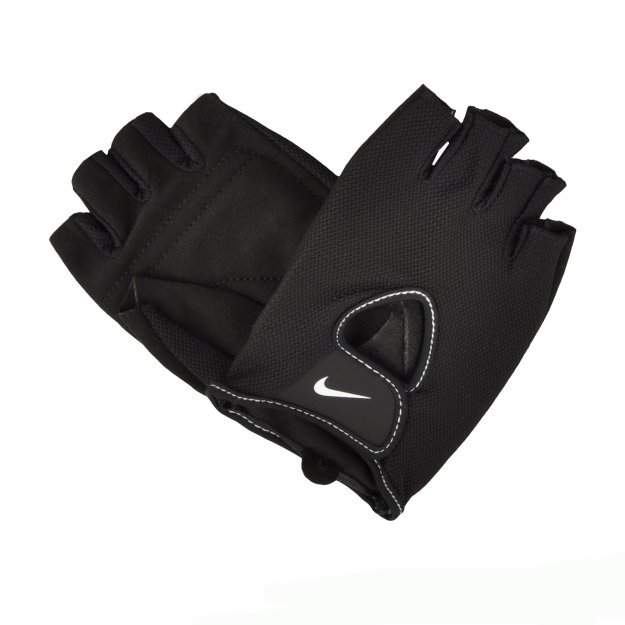 Перчатки Nike Wmn's Fundamental Training Gloves Ii  Black/White - MEGASPORT