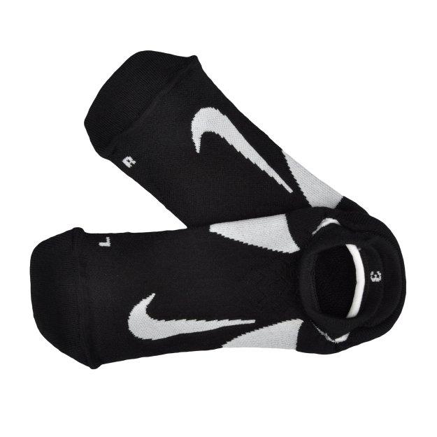 Носки Nike Unisex Dry Elite Cushioned No-Show Running Sock - MEGASPORT