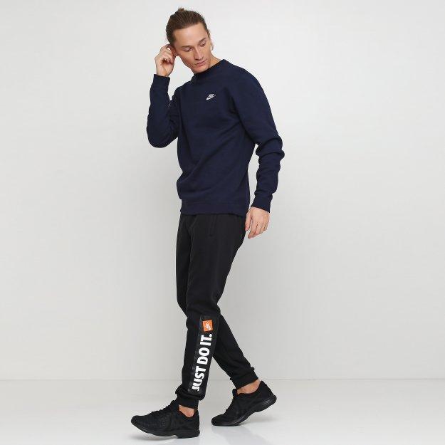 Кофта Nike M Nsw Club Crw Bb - 112807, фото 1 - интернет-магазин MEGASPORT