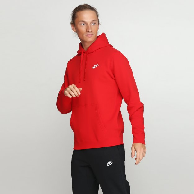 Кофта Nike M Nsw Club Hoodie Po Bb - MEGASPORT