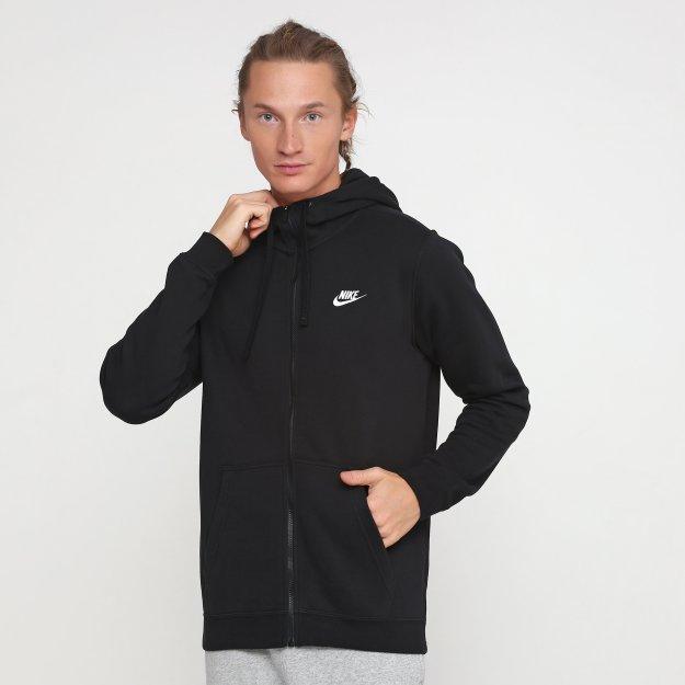 Кофта Nike Men's Sportswear Hoodie - MEGASPORT