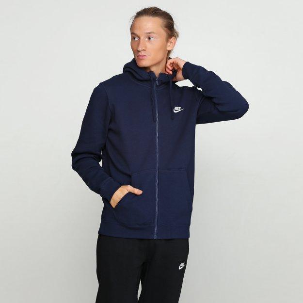 Кофта Nike M Nsw Hoodie Fz Flc Club - MEGASPORT