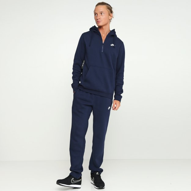 Спортивные штаны Nike M Nsw Pant Oh Flc Club - 106451, фото 1 - интернет-магазин MEGASPORT