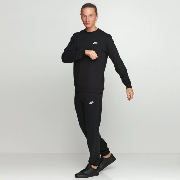 Спортивные штаны Nike M Nsw Pant Cf Flc Club - MEGASPORT